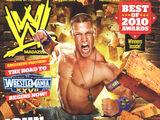 WWE Magazine - January 2011