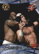 2004 WWE Divas 2005 (Fleer) Booker T 74