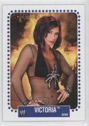 2008 WWE Heritage IV Trading Cards (Topps) Victoria 71