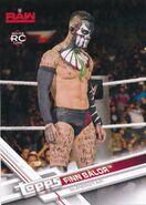 2017 WWE Wrestling Cards (Topps) Finn Balor 17