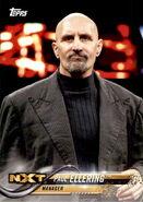 2018 WWE Wrestling Cards (Topps) Paul Ellering 72