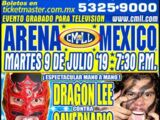CMLL Martes Arena Mexico (July 9, 2019)