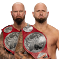 Gallows and Anderson WWE Tag Team Champions 2017