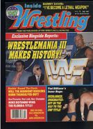 Inside Wrestling - July 1987