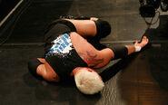 Ken laying on floor
