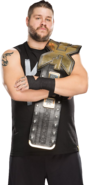 Kevin Owens - NXT Champion