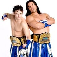 Paul london and brian kendrick