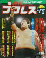 Weekly Pro Wrestling 282