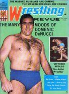 Wrestling Revue - January 1972