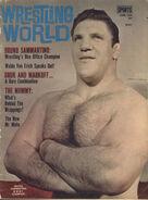 Wrestling World - June 1966