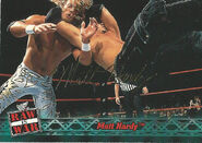 2001 WWF RAW Is War (Fleer) Matt Hardy 13