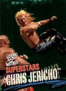2001 WWF WrestleMania (Fleer) Chris Jericho 54