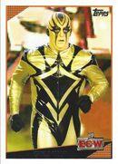 2009 WWE (Topps) Goldust 26