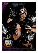 2010 WWE (Topps) The Road Warriors 107