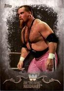 2016 Topps WWE Undisputed Wrestling Cards Jim Neidhart 63