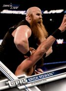 2017 WWE (Topps) Then, Now, Forever Erick Rowan 145