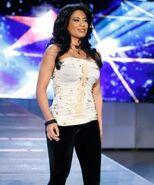 Heel Melina @ Raw 1.17.11