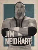 Jim Neidhart - WWE 2K17