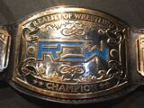 ROW Heavyweight Championship