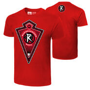Ricochet Superheroes R Real Authentic T-Shirt