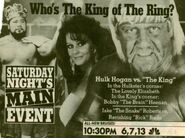 Saturday Night's Main Event XVII Ad