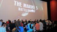 The Marine 5 Battleground screening in Orlando.9