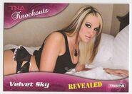 2009 TNA Knockouts (Tristar) Velvet Sky 94