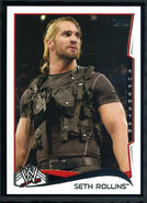 2014 WWE (Topps) Seth Rollins 46