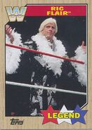 2017 WWE Heritage Wrestling Cards (Topps) Ric Flair 88