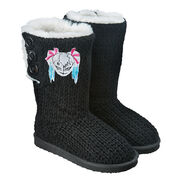 Alexa Bliss Women's Button Boots