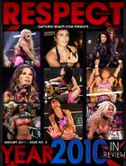 Honour Magazine - January 2011
