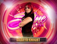 Saraya Knight Shine Profile