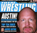 A.J. Styles/Magazine covers