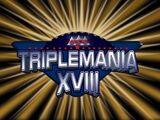 TripleMania XVIII