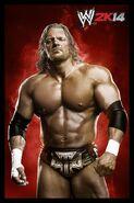WWE 2K14 Triple H 1