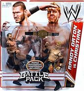 WWE Battle Packs 16 Randy Orton & Christian