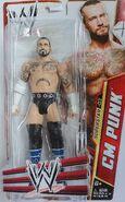 WWE Series 24 CM Punk