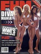Kelly Kelly FHM Magazine