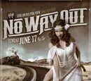No Way Out 2012