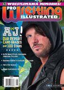 Pro Wrestling Illustrated - June 2016