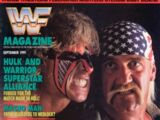 WWF Magazine - September 1991