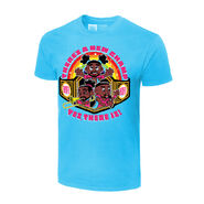 The New Day There's A New Champ Authentic T-Shirt