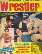 The Wrestler - April 1971