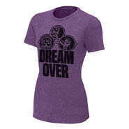 Velveteen Dream Dream Over Women's Authentic T-Shirt