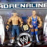 WWE Adrenaline Series 17 John Cena & Kurt Angle
