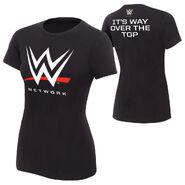 WWE Network Women's T-Shirt