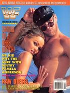 WWF Magazine April 1995