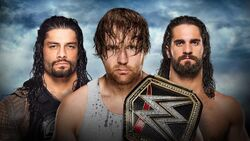 BG 2016 Triple Threat match