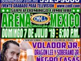 CMLL Domingos Arena Mexico (July 7, 2019)