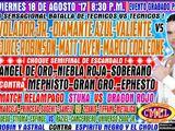CMLL Super Viernes (August 18, 2017)